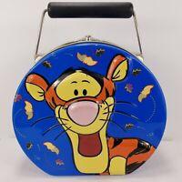 "Tigger Halloween Disney Lunch Box Tin Purse 6.5""x3"""