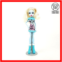 Monster High Doll Abbey Bominable Art Class Ghoul Mattel NO STAND Retired
