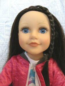 Poupée Journey Girl Dana Geoffrey Toys'r'us brune yeux bleus tbe