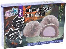 japanischer Reiskuchen Taro Mochi Spezialität Nachtisch Dessert