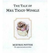 **NEW HB** The Tale of Mrs. Tiggy-Winkle by Beatrix Potter (Hardback, 2002)