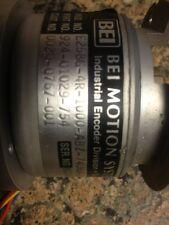 BEI Encoder E25BG-4R-1000-ABZ-7406R-LED-SC5-S_924-01029-754_E25BG4R1000ABZ7406R