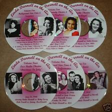 LINDA DARNELL on the air - Vintage Radio Shows OTR-CDs