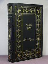signed by Alan, Moon Shot by Astronauts Alan Shepard, Deke Slayton, Easton Press