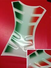 Paraserbatoio Resinato Sticker 3D ITALIA