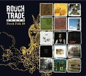 Various Artists - Rough Trade Shops Psych Folk 10 - Various Artists CD 1QLN The