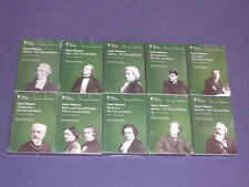 Teaching Co Great Courses       GREAT MASTERS   full set of 20 DVDs   brand new