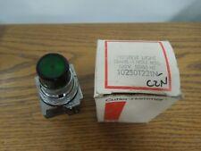 Cutler-Hammer 10250T221N-C2N Green Pretest Light Transformer 120V New Surplus