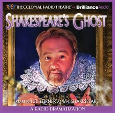 Shakespeare's Ghost by J.T. Turner CD Audio Play The Colonial Radio Theatre NEW