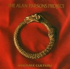 """THE ALAN PARSONS PROJECT """"VULTURE CULTURE"""" CD NEUWARE"""
