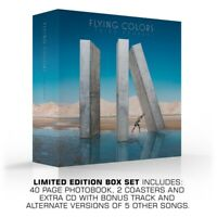 FLYING COLORS - THIRD DEGREE (LIMITED EDITION BOX 2 CD+MERCHANDISING NEUF
