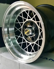 "15""x 10"" OS FORMULA HOTWIRE MAG WHEELS suit MOST 4 & 5 STUD OLD SCHOOL CARS"