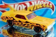2018 Hot Wheels HW Flames '69 Mercury Cougar Eliminator