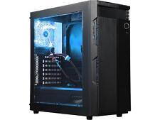 APEX 21N-01 Black Steel / Plastic ATX Mid Tower Computer Case