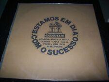 PROMO LP - BADFINGER / DEEP PURPLE - ODEON - 1972 - BRAZIL