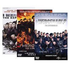 Dvd I Mercenari la Trilogia - (3 Film Dvd) ......NUOVO