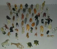 HUGE Lot of Vintage Zoo Animal Toys BRITAINS, Lions, Giraffes, Tigers & MORE!