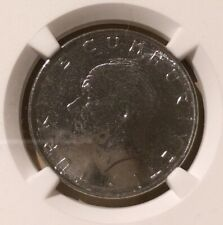 1979 TURKEY ONE LIRA NGC MS 66 - Stainless Steel - Top Pop!!!