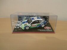 FORD FOCUS RS WRC 06 1/43E-RALLYE MONTE CARLO-M.GRONHOLM/T.RAUTIAINEN
