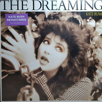 "KATE BUSH "" THE DREAMING "" REMASTERED 180 GRAM VINYL "" BRAND NEW & SEALED"