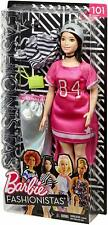 Barbie Fashionistas Doll 101 Sporty Chic Includes Accessories and Extra Outfit