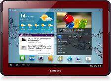Samsung Galaxy Tab 2 - P5110 16GB Wi-Fi Only 10.1in Tablet  - Garnet Red
