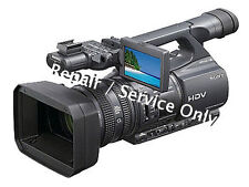 REPAIR / SERVICE for SONY HDR-FX1000 Professional Camera (*READ 1st*)