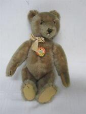"""VINTAGE GERMAN STEIFF MOHAIR """"ORIGINAL TEDDY"""" TEDDY BEAR 5335.02 ~ 13"""""""