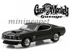 GREENLIGHT 44720 D GAS MONKEY GARAGE 1969 FORD MUSTANG BOSS 429 1/64 BLACK