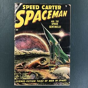 Speed Carter, Spaceman #1 Atlas