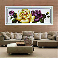 """""""Thick feeling rose""""counted cross stitch kits"""