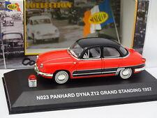 Nostalgie 1/43 - Panhard Dyna Z12 Grand Standing 1957