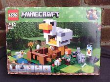 LEGO 21140 Minecraft The Chicken Coop
