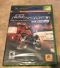 Midnight Club 3 DUB Edition NEW factory sealed for original Xbox