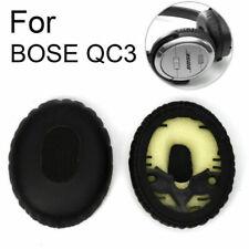 Earphone Cushion Headphone Replacement Ear Pad Kit for Bose QuietComfort 3 QC3