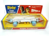 Vintage Dinky Toys Space 1999 Eagle Freighter 360 Blue Mint Boxed