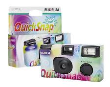 22x Einwegkameras Fujifilm Quicksnap Flash 400ASA je 27 Aufnahmen mit Blitz ****