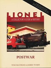 Lionel : A Collector's Guide and History: Prewar O Gauge by Tom McComas.