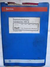 VW Bus T4 TDI+Reparaturhandbuch Motor 78-150PS ACV+AHY+AJT+AAB Werkstatthandbuch