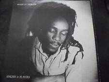 Singers & Players War Of Words 99 Records LP Reggae Prince Fari FREE SHIPPING