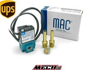SOLENOIDE MAC 3 porte truboost aem scg-1 greddy turbo BC EBC boost control STI