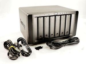 Synology DS1621+ System 6-bay NAS DiskStation 8GB RAM (Diskless)