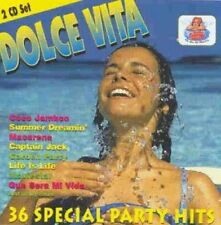 Dolce Vita-36 special Party Hits Joy (Touch by touch, 5:28), Real Life,.. [2 CD]