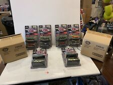 Rare M2 Muscle Machines Muscle Cars 2 Cases W/ Chase 1970 Oldsmobile Cutlass 442