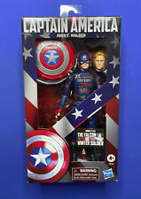 Marvel Legends 6in JOHN F WALKER CAPTAIN AMERICA Walmart Exclusive Falcon Winter
