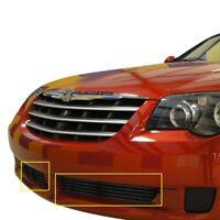 2pc HCA-82209208 Chrysler Crossfire 2004-09 Sport Rear Fascia Accent Panels