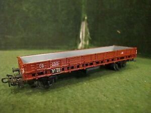 MARKLIN HO- 313/1 - 4606 - Low Side Gondola  - EXC