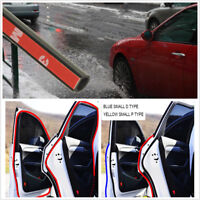 Weatherstripping Car Door Rubber Seal Strip Sticker Accessories Sound Insulation