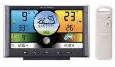 Acurite Stazione meteorologica con display LCD a colori e Wireless Indoor e Outdoor