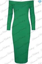 Vestiti da donna verde taglia 44